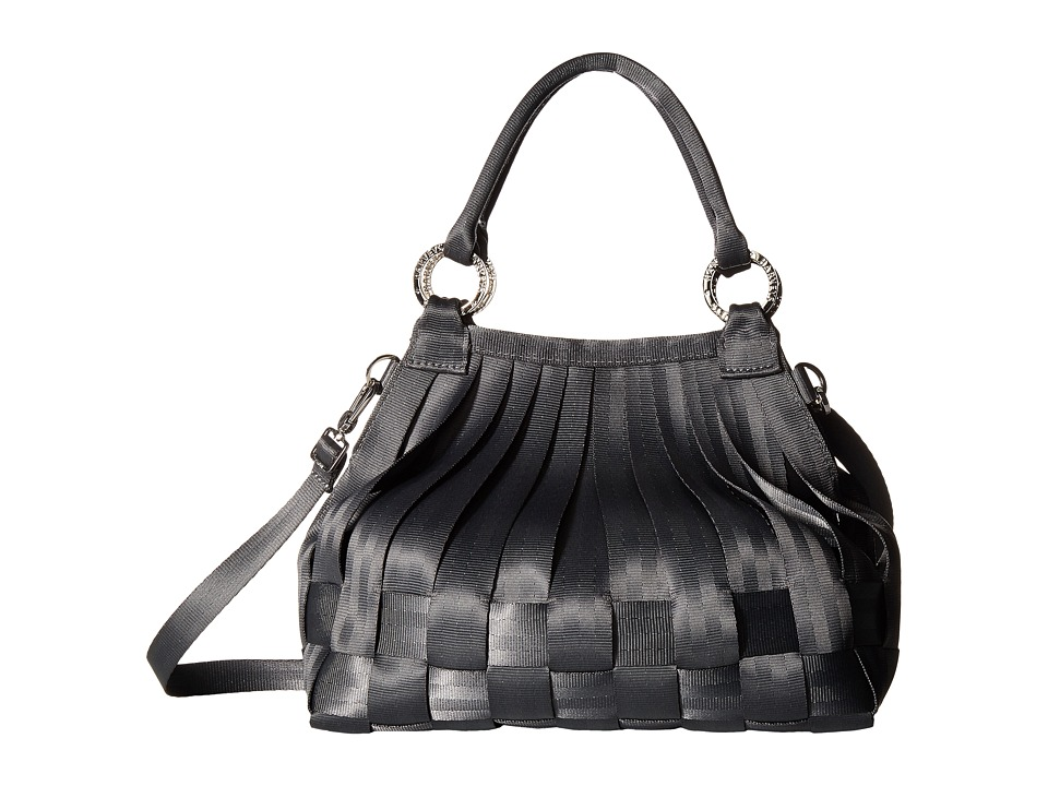 Harveys Seatbelt Bag - Small Stella (Storm) Satchel Handbags