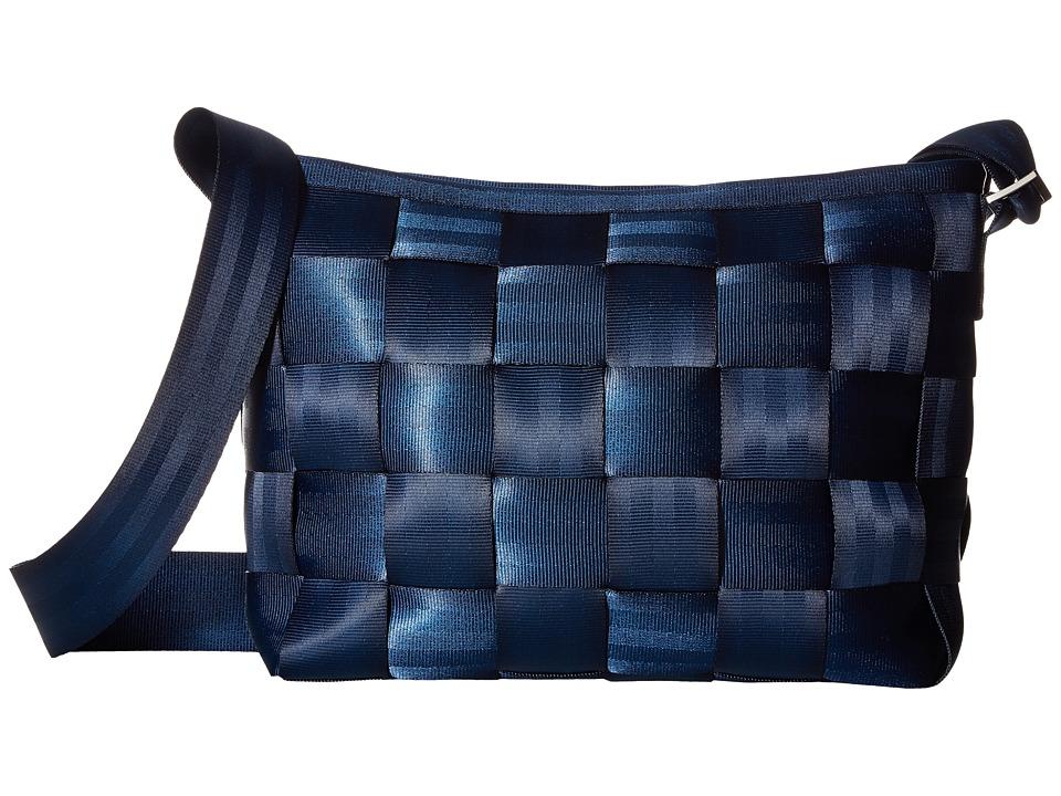 Harveys Seatbelt Bag - Messenger (Indigo) Tote Handbags