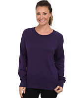 Woolrich - Plum Run Open Neck Crew Sweater