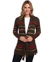 Woolrich - Clover Twisted Stripe Cardigan