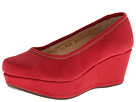 rsvp - Layla (Red Suede) - Footwear