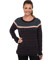 Woolrich - Bateau Fairisle Mohair Sweater