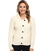 Woolrich - Hannah Short Cable Cardigan Sweater
