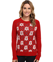 Woolrich - Poinsettia Holiday Sweater