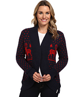Woolrich - Holiday Reindeer Wrap Sweater