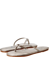 Yosi Samra - Roee Metallic Leather Flip Flop