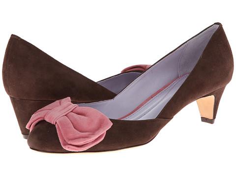 Chocolate & Pink Suede Navy Plaid Saffron & Oxblood Suede