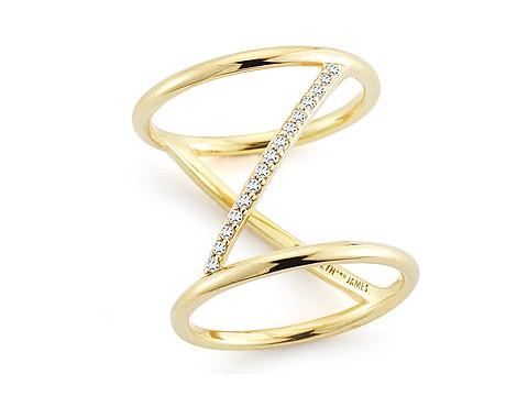 Elizabeth and James Velde Ring