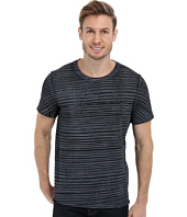 Kenneth Cole Sportswear - Short Sleeve Printed Crew Neck