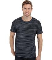 Kenneth Cole Sportswear - Short Sleeve Printed Crew Neck