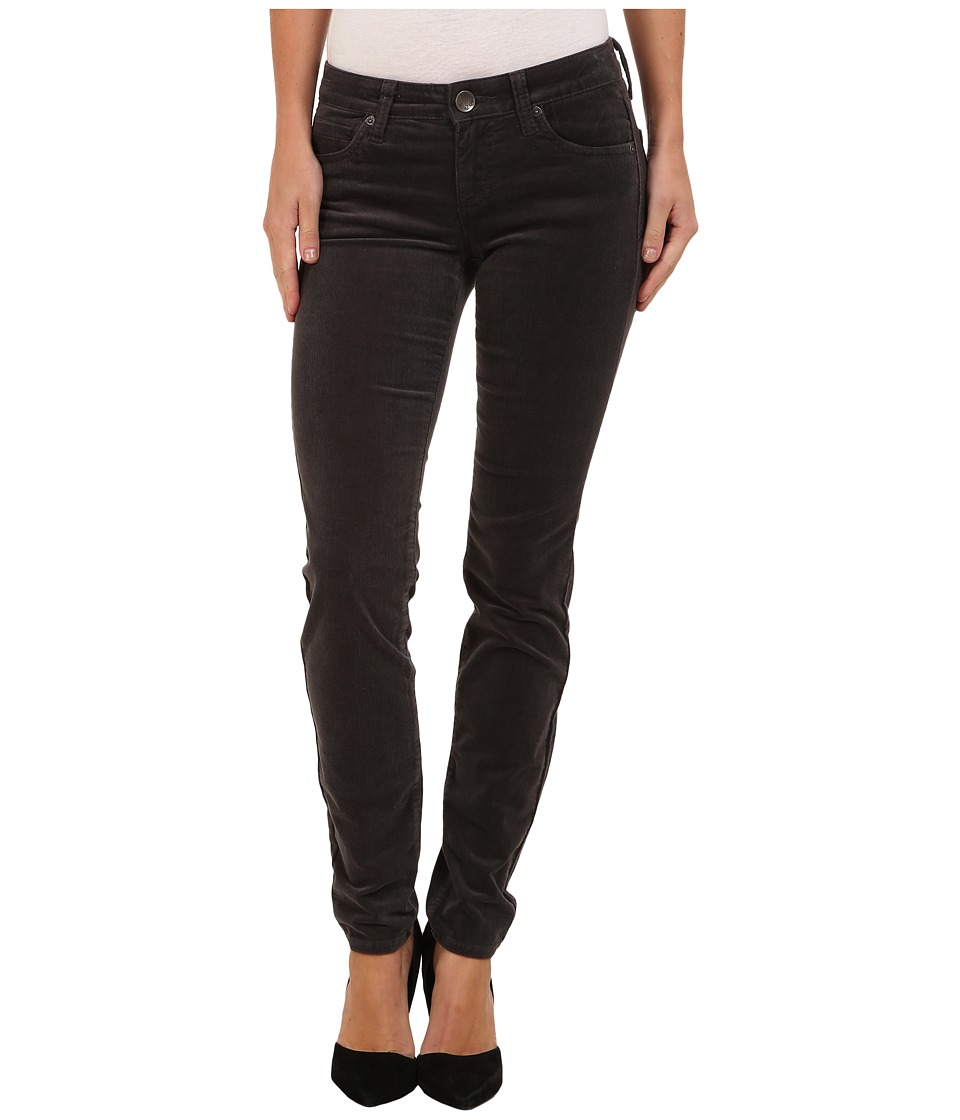 KUT from the Kloth Diana Cord Skinny Jean (Annecy Charcoal) Women
