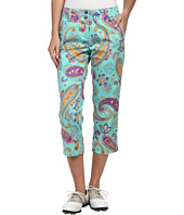 Loudmouth Golf - Purple Paze Capri