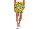 Loudmouth Golf Peacock Skort