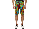 Loudmouth Golf Fronds Klammer Short