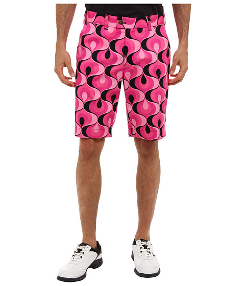 Cheap Loudmouth Golf Lava Lamp Shorts Discount