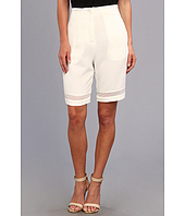 Christin Michaels - Christa High Waisted Bermuda Short
