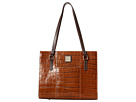Dooney & Bourke Croco Charlotte Bag