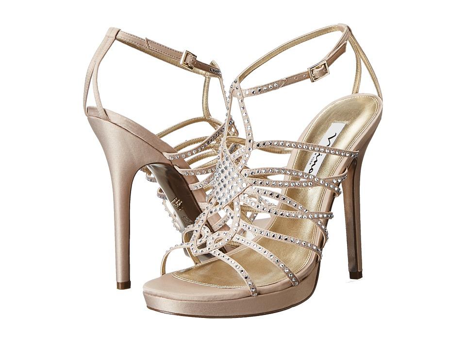 Nina Foxy (Champagne) High Heels
