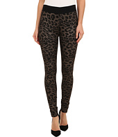 HUE - Animal Print Ponte Leggings