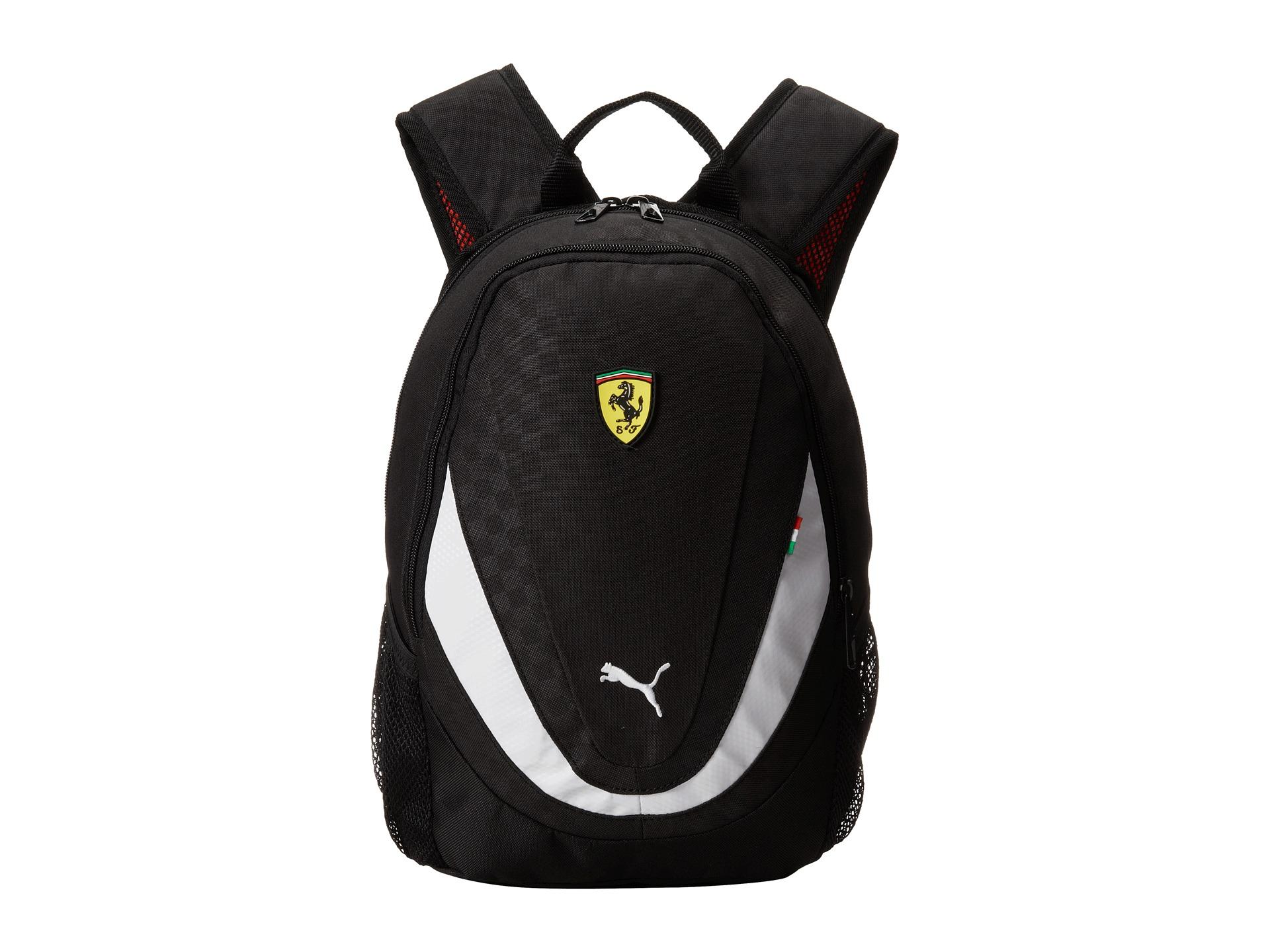 Puma ferrari replica small backpack