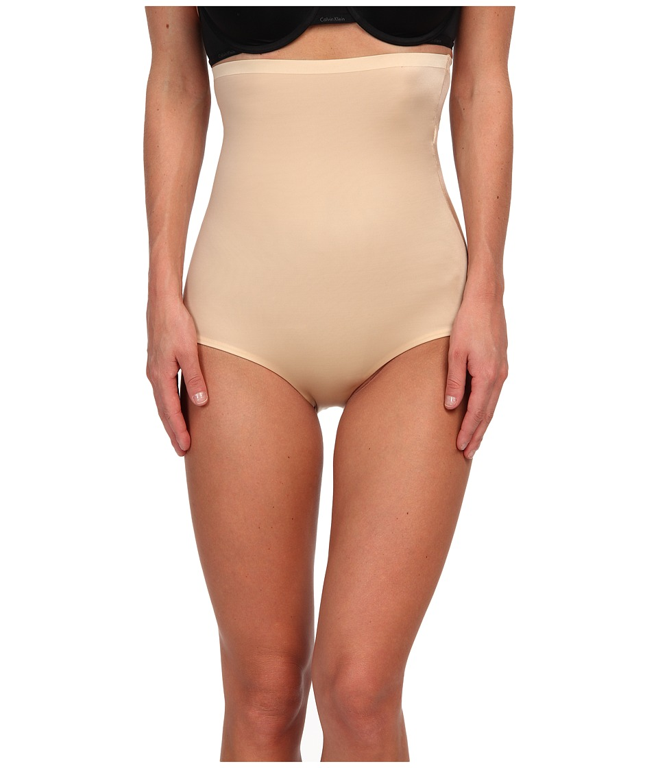 Spanx Hide Sleek High Waisted Panty New Slimproved 2509 Natural Womens Underwear