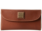 Dooney & Bourke Saffiano Continental Clutch