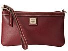 Dooney & Bourke Saffiano Large Slim Wristlet
