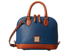 Dooney & Bourke Pebble Leather Bitsy Bag