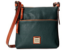 Dooney & Bourke Pebble Leather Letter Carrier
