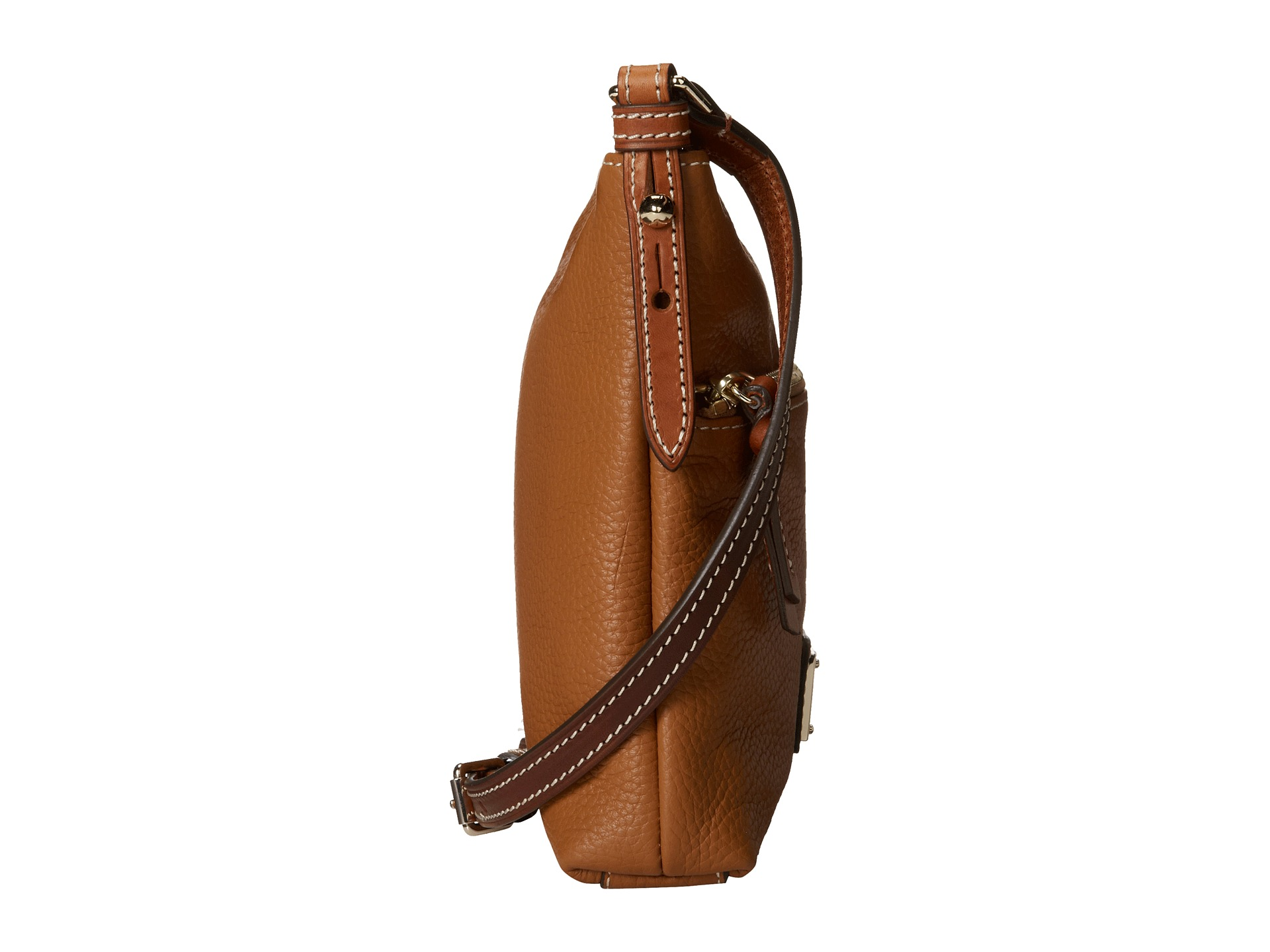 Dooney bourke pebble leather letter carrier zapposcom for Best shoes for letter carriers
