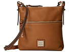 Dooney & Bourke Dooney & Bourke Pebble Leather Letter Carrier