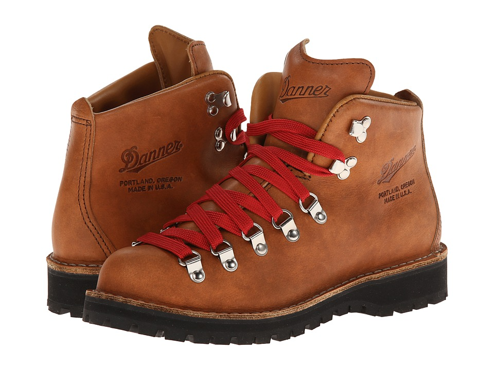 Danner Mountain Light Cascade (Brown) Women's Work Boots