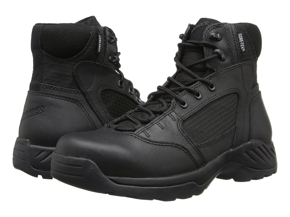 Danner - Kinetic 6 GTX (Black) Mens Work Boots