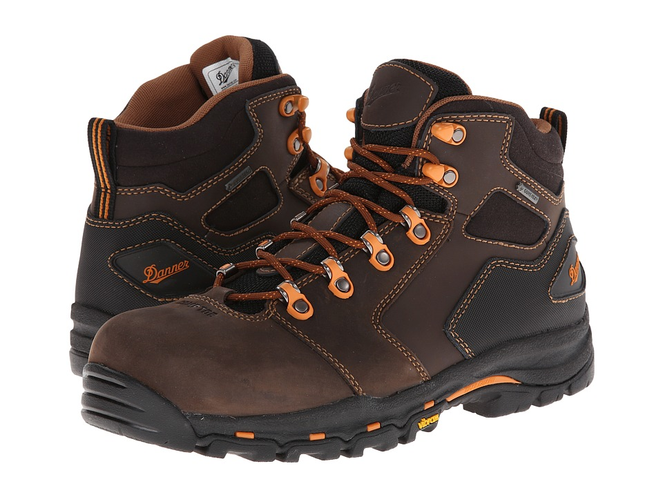 Danner - Vicious 4.5 NMT (Brown/Orange) Men