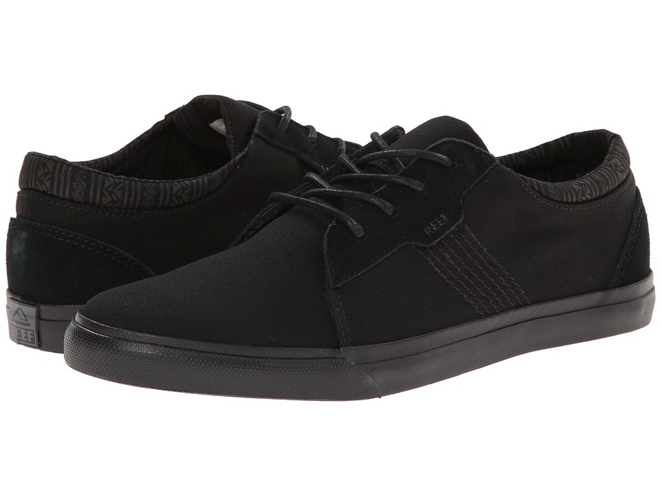 Reef - Ridge (Black/Black) Men