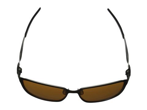 oakley flak jacket black iridium polarized lenses  polarized lenses reduce
