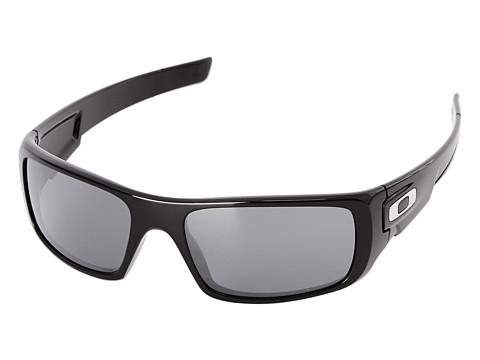 Oakley Crankshaft - Black Iridium w/ Polished Black