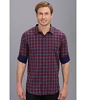 Elie Tahari  Double-Faced Plaid Steve Shirt J504U504  image
