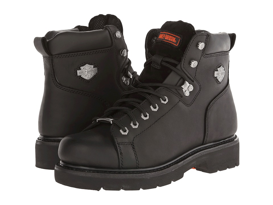 Harley-Davidson Barton (Black) Men
