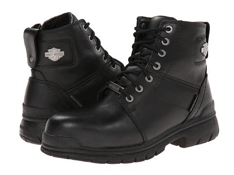 Harley-Davidson Gage Composite Toe - Black