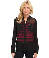 Hurley - Wilson Novelty L/S Button Up