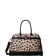 Betsey Johnson - Blushing Cheetah Weekender