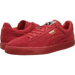 Suede Classic+ Iced (Flame Scarlet)