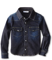 Dolce & Gabbana - Long Sleeve Button-Up Denim Shirt (Infant)