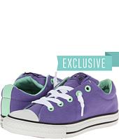 Converse Kids - Ctas Street Slip Ox (Little Kids/Big Kids)