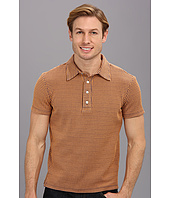 Mr.Turk - Lance Polo Shirt in Tangerine