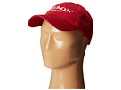 Filson Chino Cap Filson (Guide Red W/ White EMB)