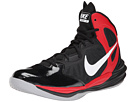 Nike Prime Hype DF - Black/University Red/Anthracite/White