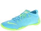 Nike Free 1.0 Cross Bionic (Clearwater/White/Flash Lime)
