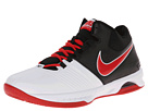 Nike Air Visi Pro V (White/Black/University Red)